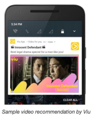Viu_Video Recommendation
